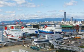 大阪南港フェリーターミナル